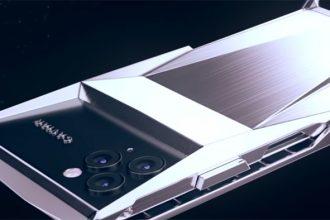 Si l'iPhone 11 ressemblait au Cybertruck de Tesla