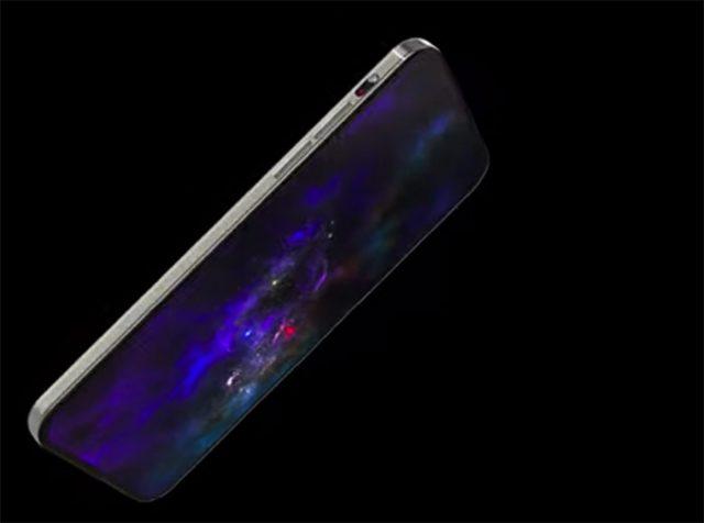Tiens, un iPhone 12 Pro Max