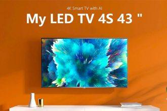La Xiaomi Mi TV 4S et sa magnifique dalle