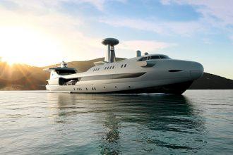Voici le yacht de luxe de Codecasa
