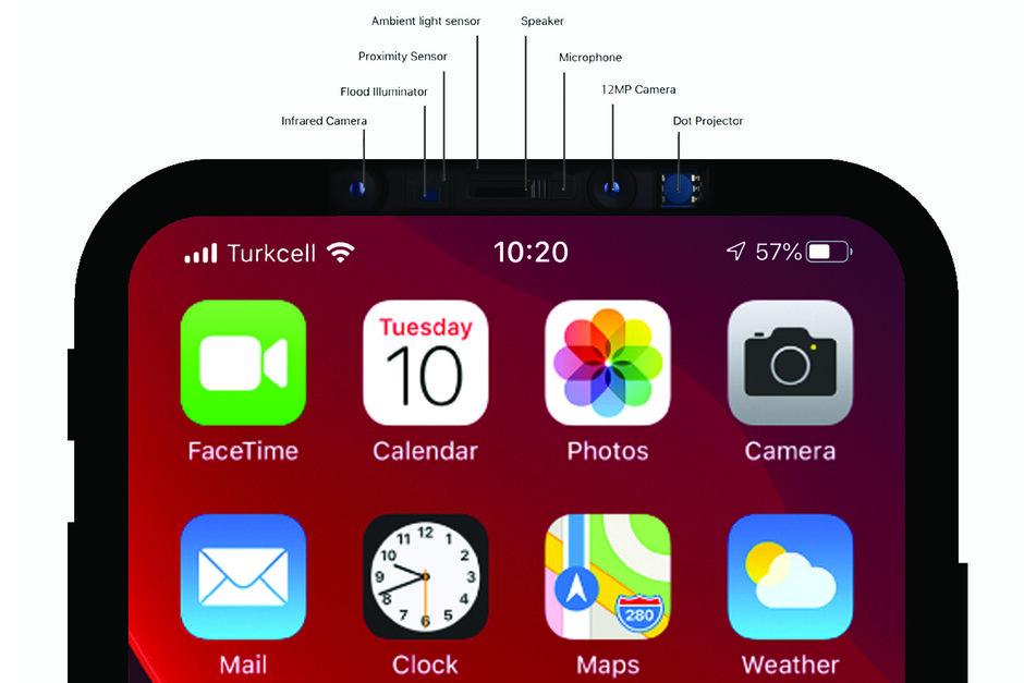 L'iPhone 12 pourrait bien être dénué d'encoche