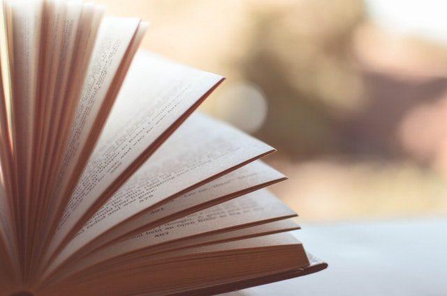 Les pages d'un roman