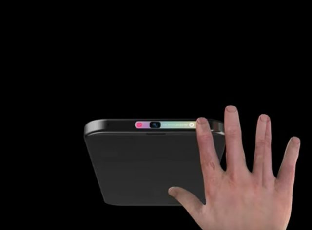 Un concept d'iPhone 12