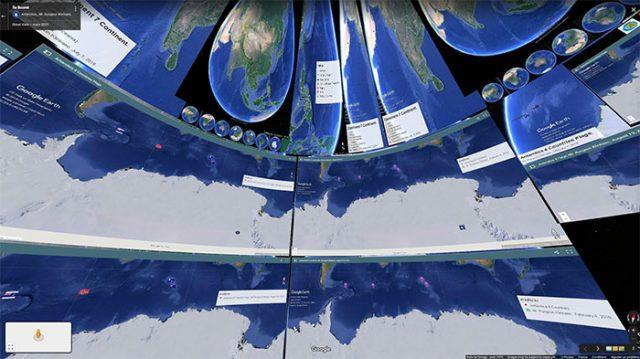 Il y a un très très gros bug dans Google Maps