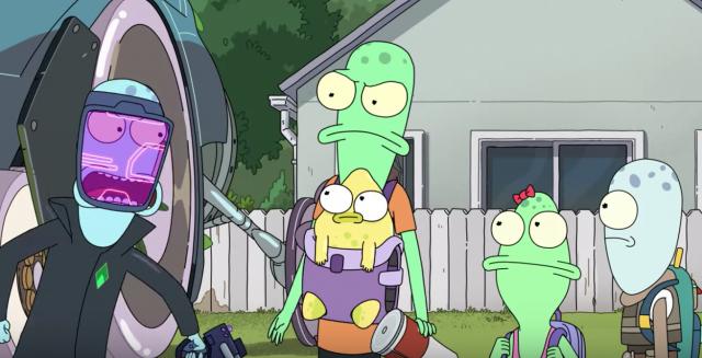 Un premier trailer pour Solar Opposites, nouvelle série par l'un des créateurs de Rick & Morty