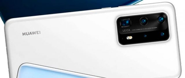 Le module photo du Huawei P40 Pro