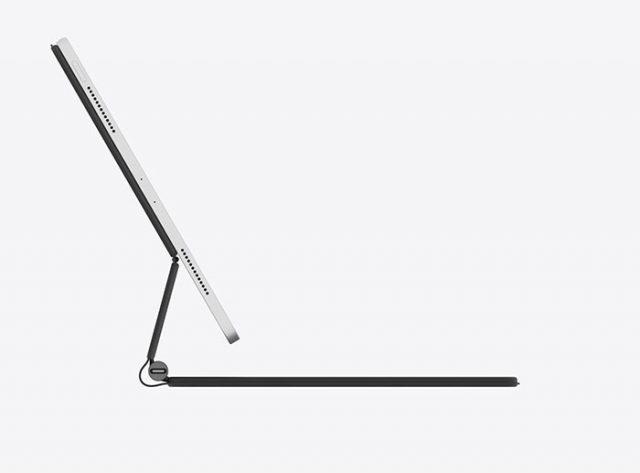 Le Magic Keyboard permettra de surélever l'iPad Pro