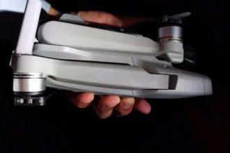 Le Mavic Air 2 serait un peu plus massif que le modèle actuel