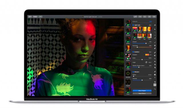 Le MacBook Air (2020) ne fait aucun compromis sur l'écran