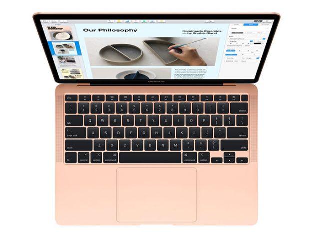 Un nouveau Magic Keyboard est de la partie