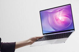 Le MateBook 13 de Huawei