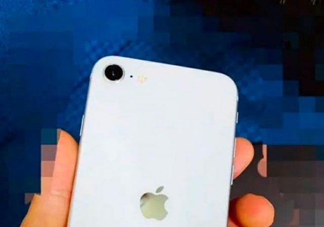 L'iPhone SE 2 se paye une nouvelle fuite