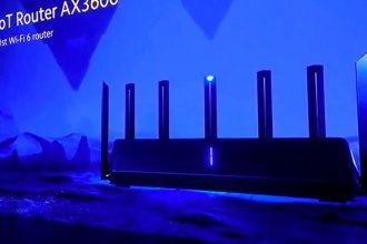 Xiaomi a aussi présenté un nouveau routeur
