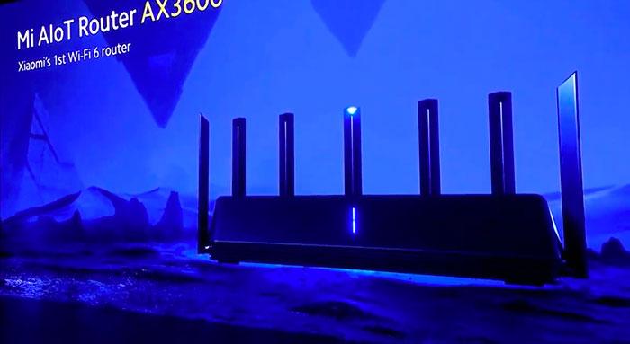 router xiaomi - The Xiaomi Mi Router AX3600 (WiFi 6) at 91 € - FREDZONE