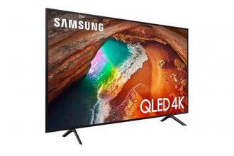 Un des TV QLED Samsung est en promo