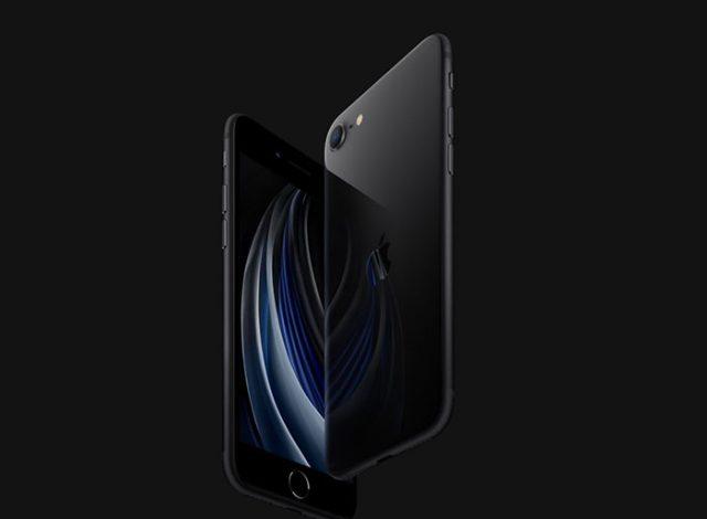 L'iPhone SE (2020) est officiel