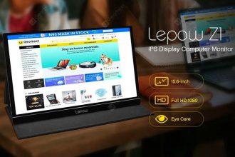L'écran externe Lepow Z1