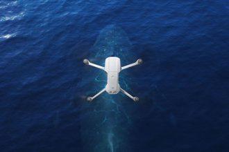Le Mavic Air 2 est un peu plus grand et un peu plus lourd, mais c'est pour la bonne cause