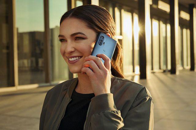 Le Motorola Edge+ est officiel !