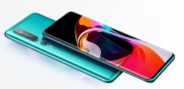 Le Xiaomi Mi 10 et son magnifique écran