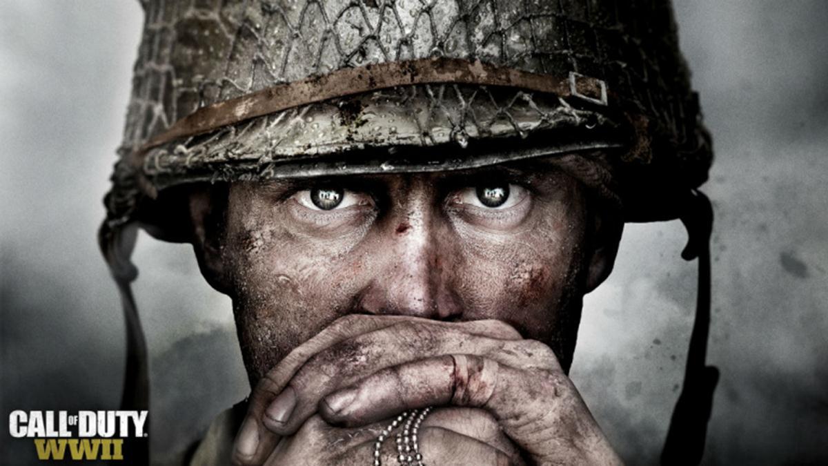 La jaquette de Call of Duty WWII