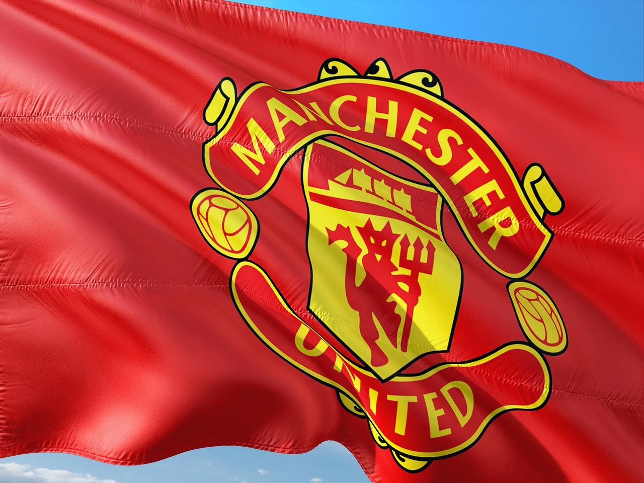 Le drapeau de Manchester