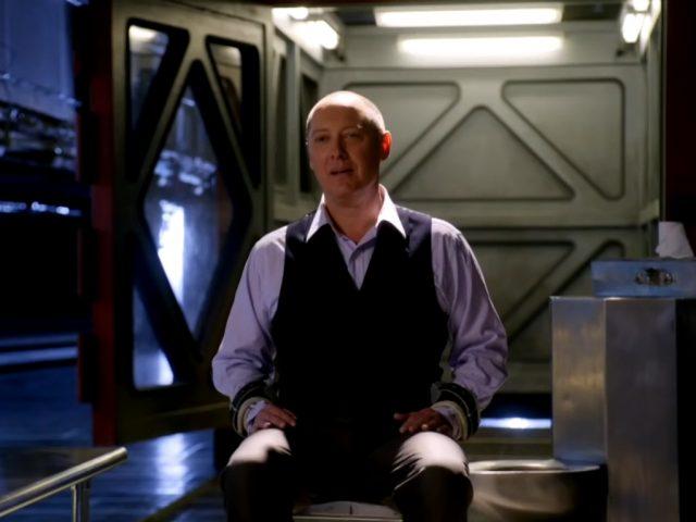 Reddington dans Blacklist