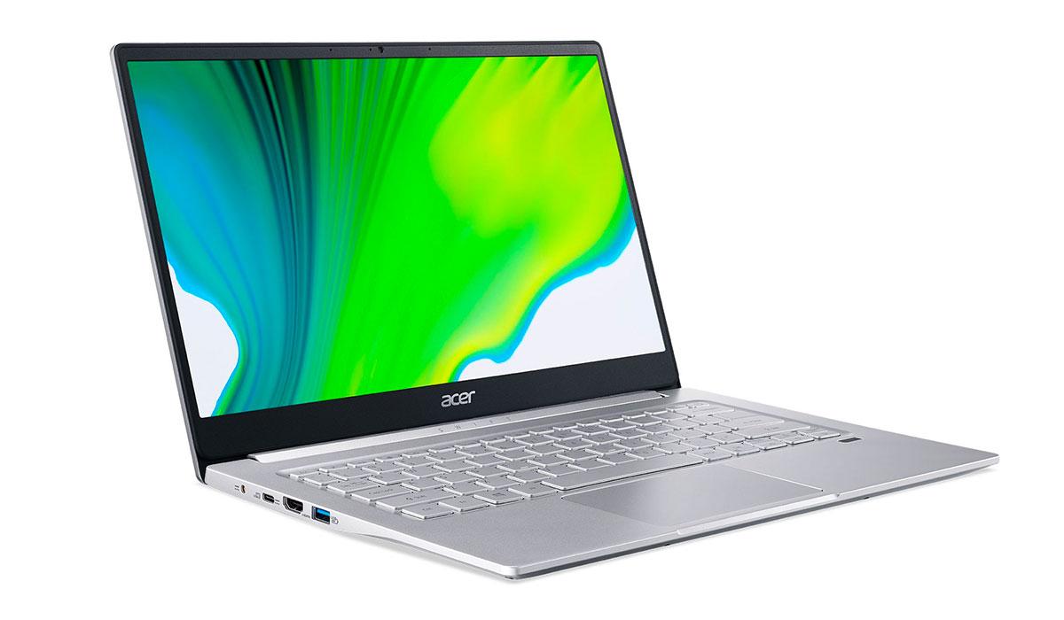 L'Acer Swift SF314-42-R3S0, une chouette petite bécane
