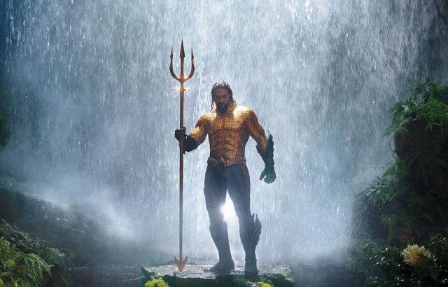 Aquaman et son trident