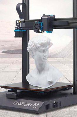 L'Artillery Sidewinder X1, une chouette imprimante 3D