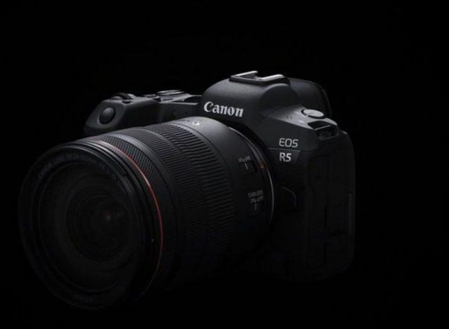 Le Canon EOS R5 aurait décroché sa certification Bluetooth