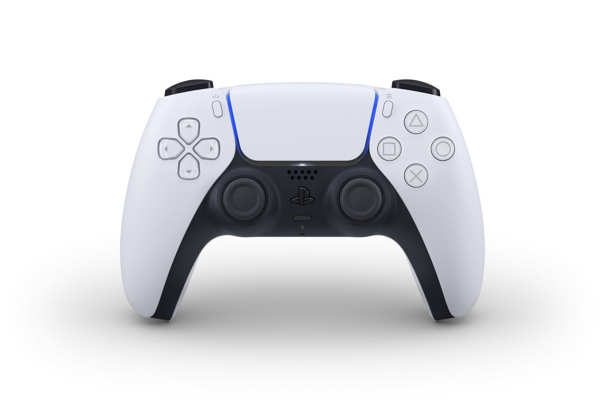 La DualSense, la future manette de la PlayStation 5