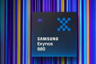 Samsung vient de lever le voile sur l'Exynos 880