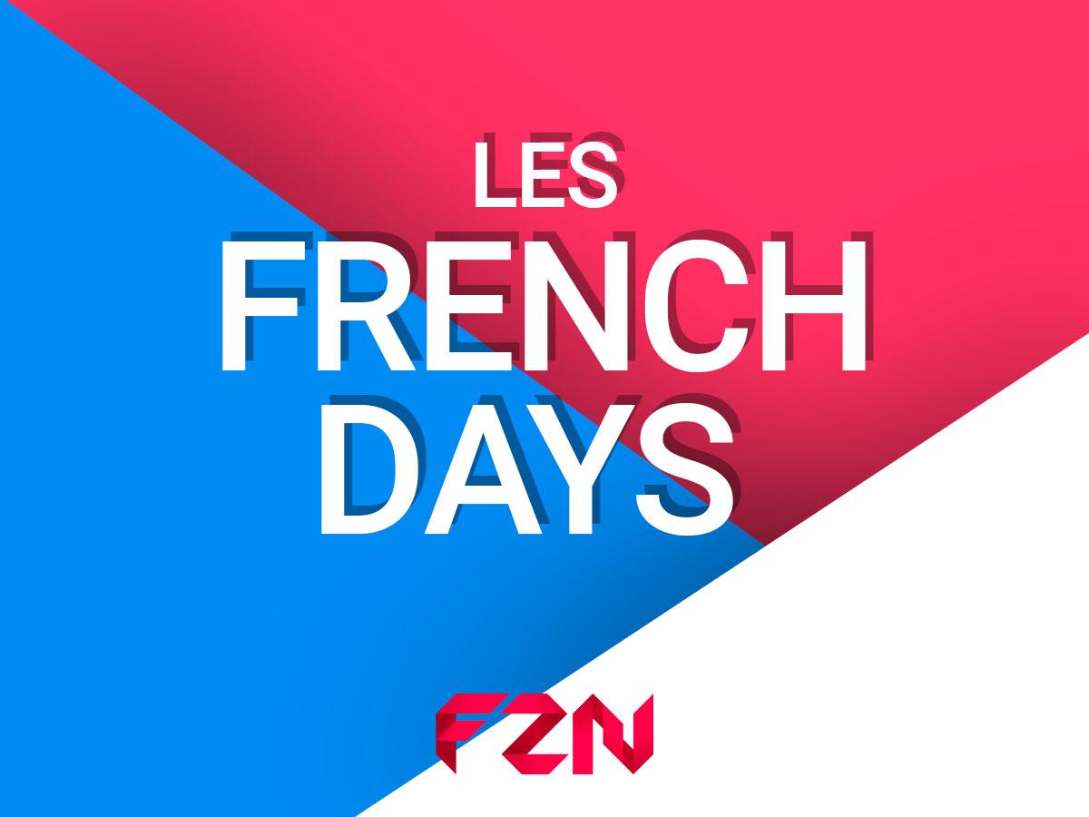 Les French Days sont de retour !