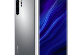 Le Huawei P30 Pro New Edition et sa toute nouvelle couleur... qui se paye au prix fort.