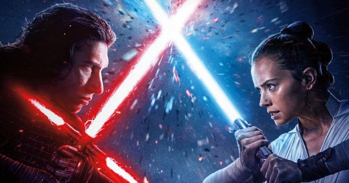 Kylo Ren dans la dernière trilogie Star Wars