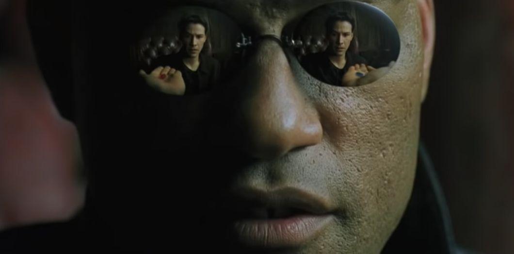 Capture d'écran de Matrix 1