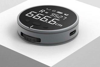 Le mètre électronique de Xiaomi est en promo