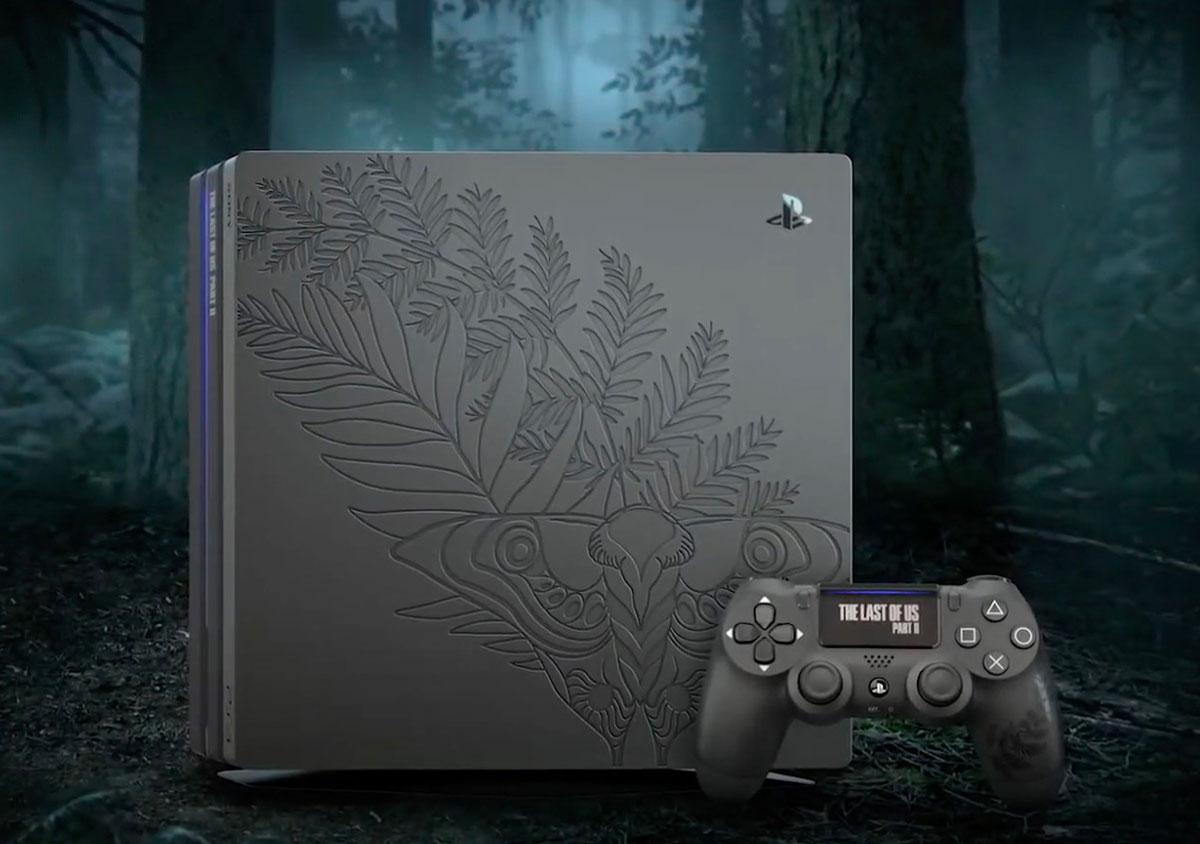 La PS4 Pro se dote d'une version Last of Us 2