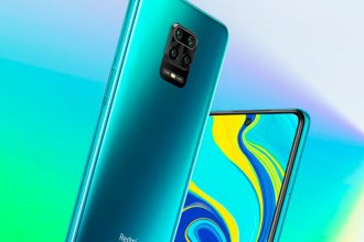 Le Redmi Note 9S et son design impeccable