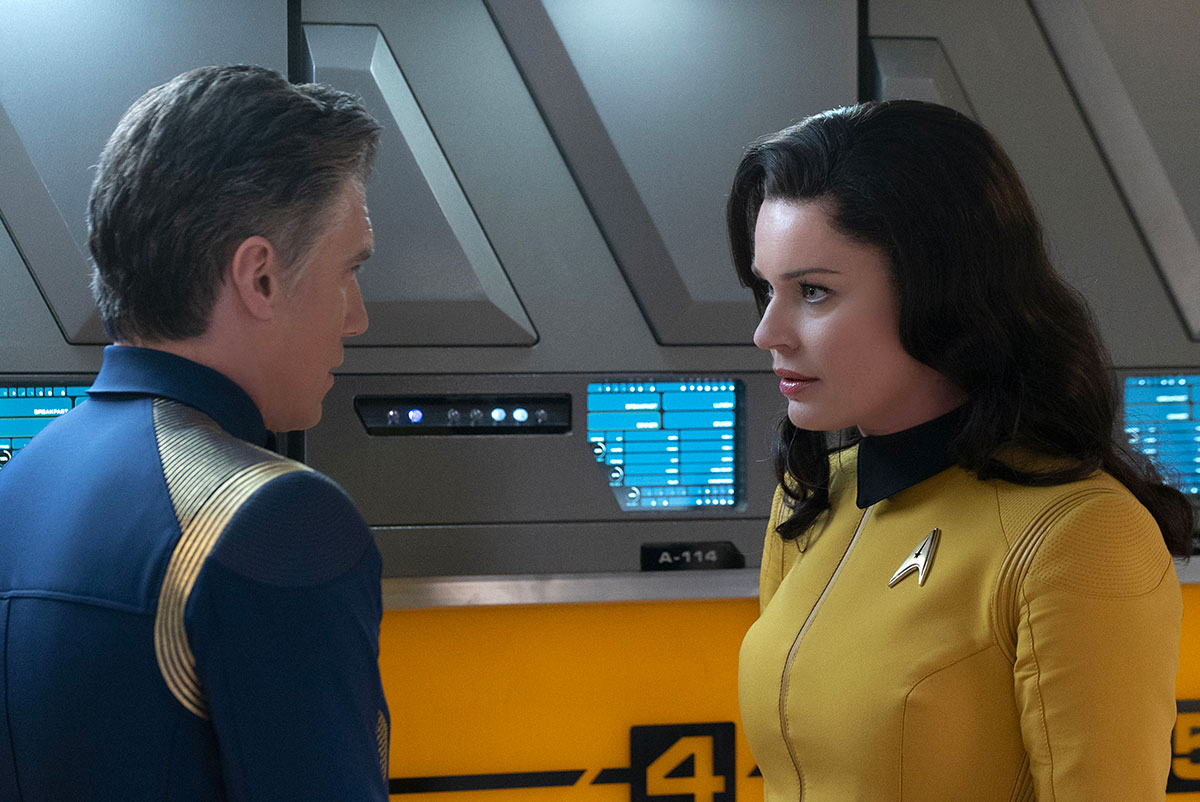 Star Trek Strange New Worlds, un nouveau spin of pour Discovery