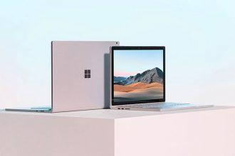 Le Surface Book 3 a été officialisé par Microsoft