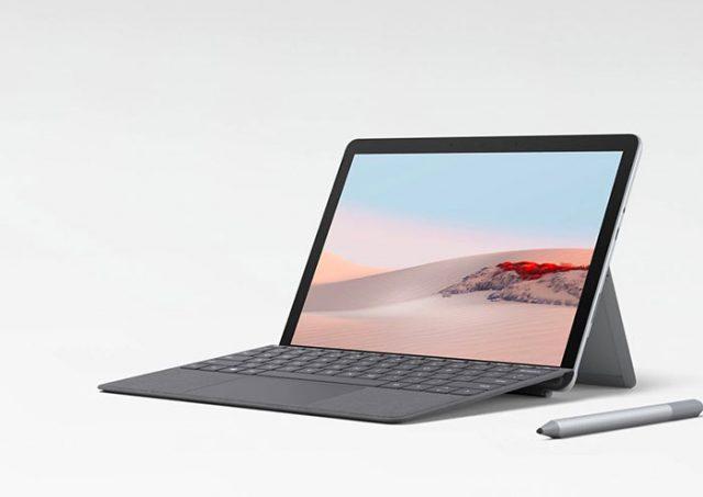La Surface Go 2 est officielle