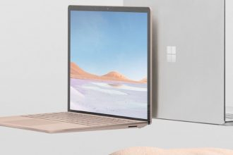 Le Surface Laptop 3, une machine très lookée