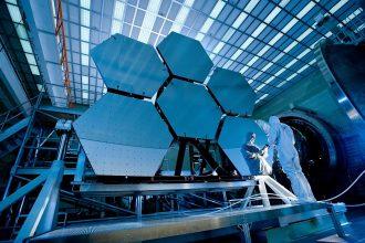 Un téléescope géant créé pour observer les étoiles lointaines