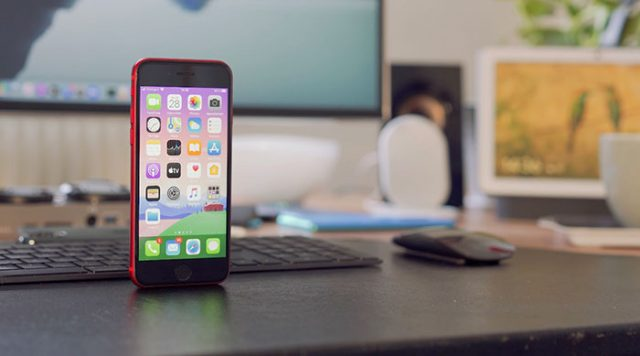L'iPhone SE (2020) et son design hors du temps
