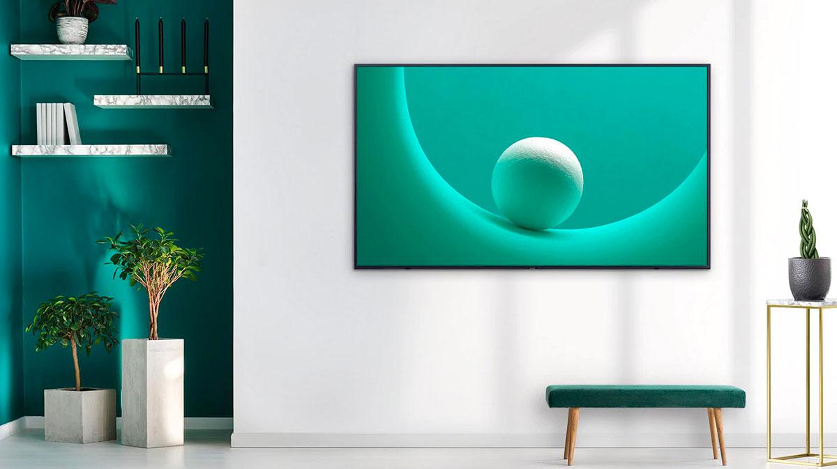 Le TV QLED Samsung QE75Q60R