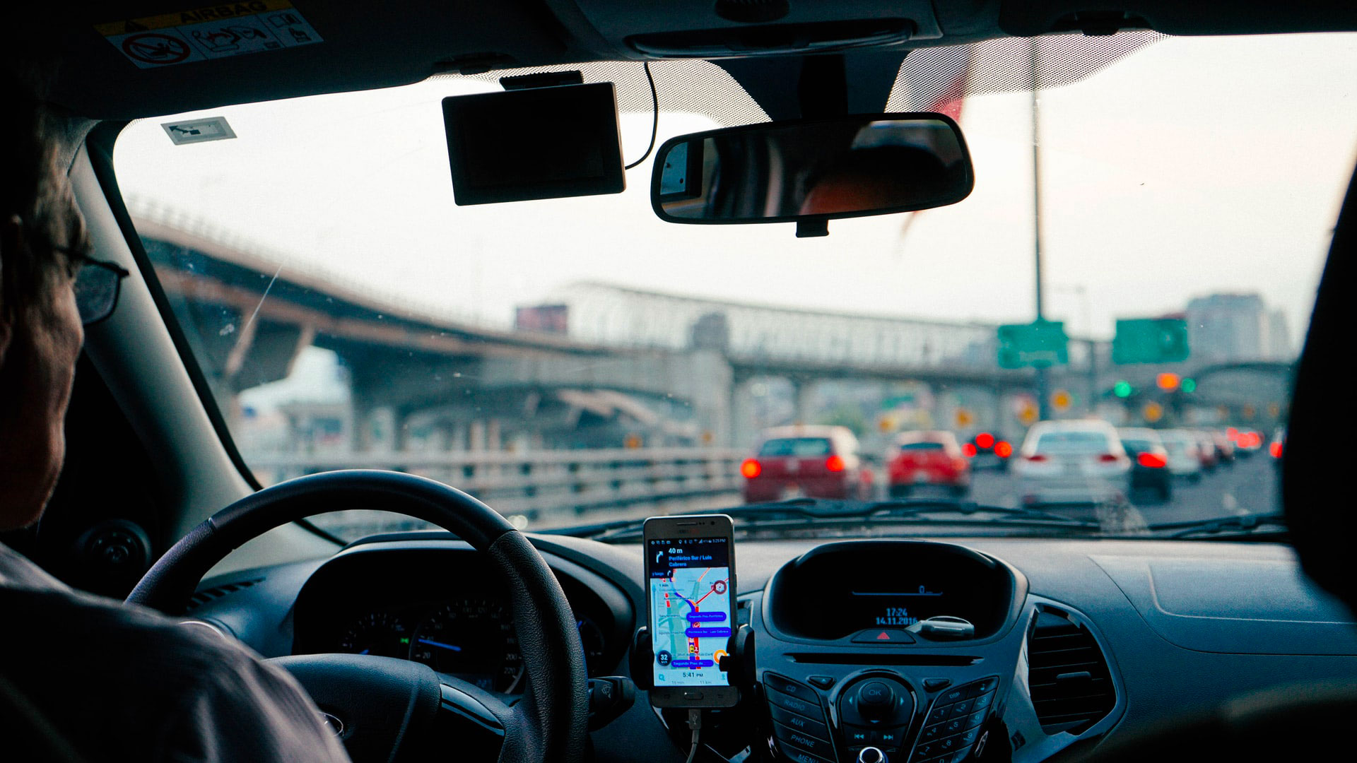 Un voyage en Uber