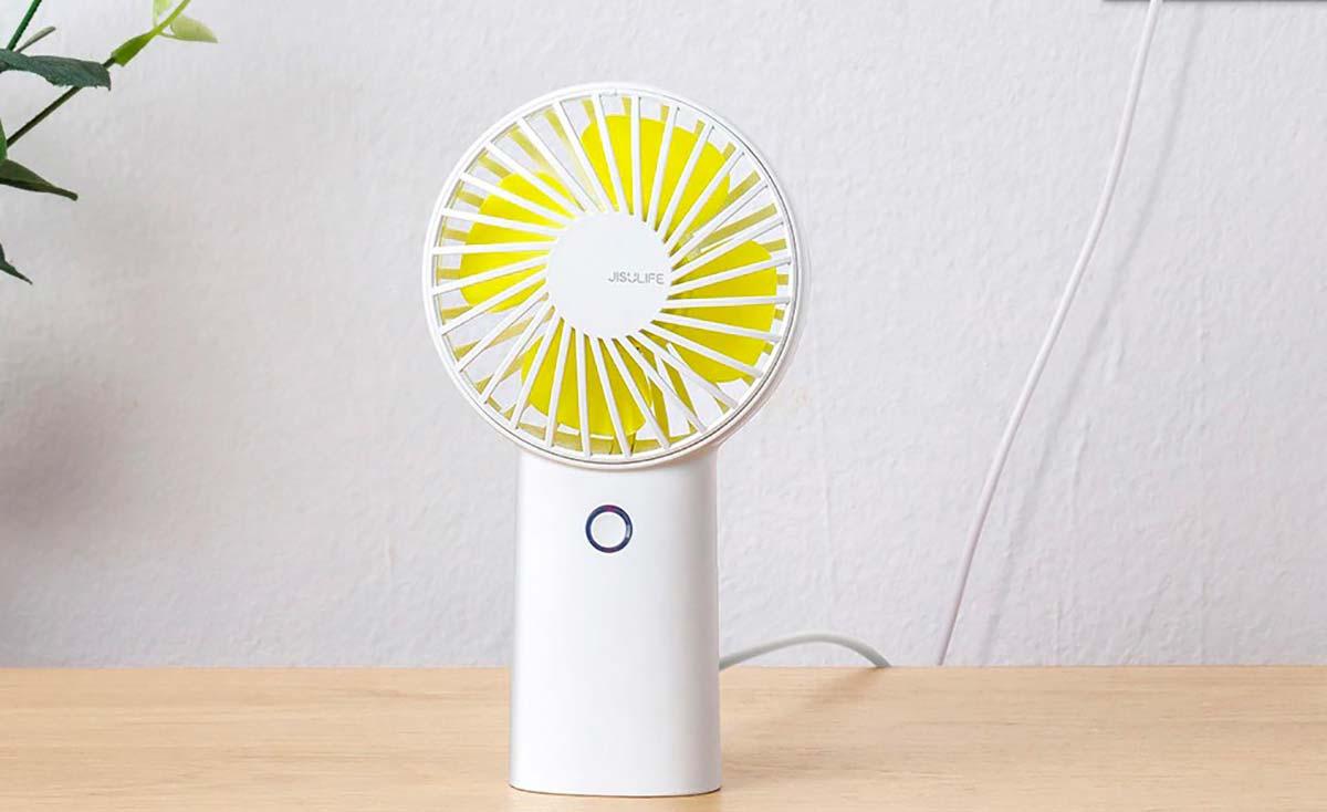 Le ventilateur de Xiaomi