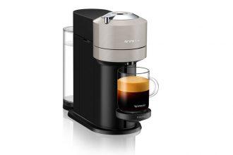 La Nespresso Krups Vertuo Next et son nouveau design